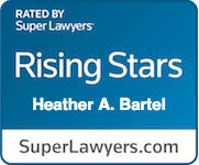 Super Lawyers – Heather A. Bartel