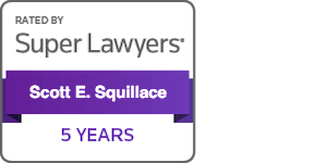 Super Lawyers – Scott E. Squillace